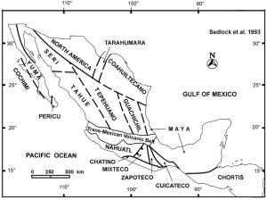 terrenos tectonoestratigráficos_sedlock et al., 1993